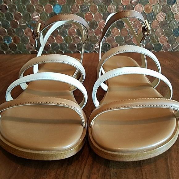3fd7f8ee5ddc NIB Michael Kors Nantucket Flat Sandals
